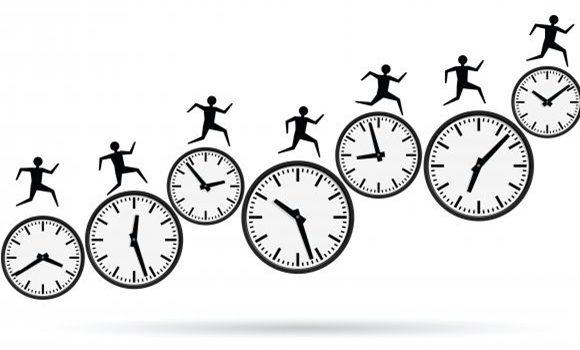 Tiden – vår levnads medium